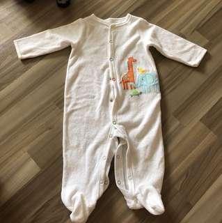 Baby Romper Long pyjamas