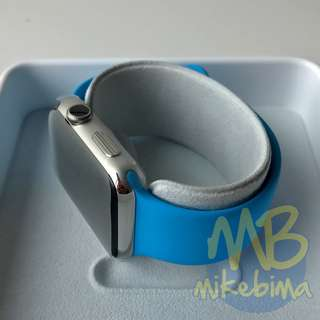 Apple WATCH 42mm + 38mm 99% NEW + NEW Stainless Steel