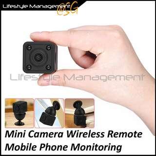 Mini Camera Wireless Remote Phone Monitoring