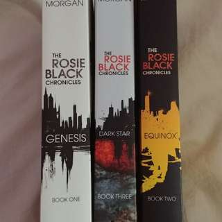 Rosie Black chronicals