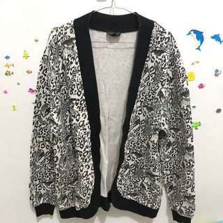 Topshop outer atau sweater
