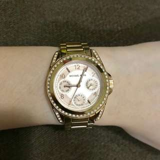 Michael Kors Mini Blair Watch