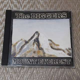 The Diggers - Mount Everest CD