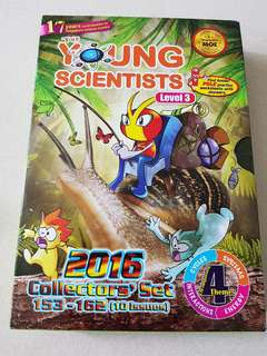 Young Scientists Level 3 (2016)