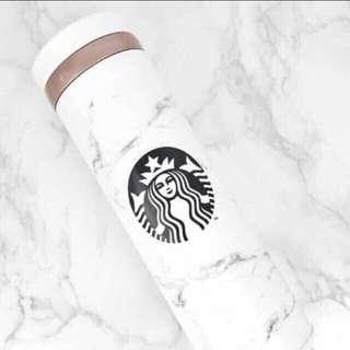 Starbucks Korea Marble Thermos