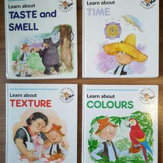 Early World Of Learning Books