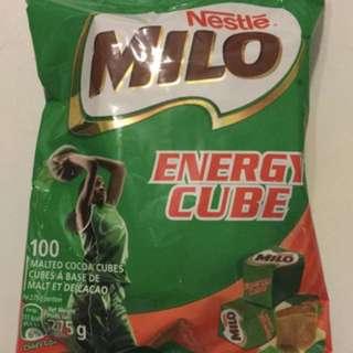 美祿energy cube