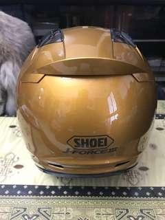 Shoei J force 3 Gold