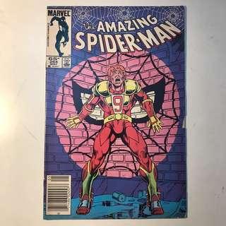 Amazing Spider-Man # 264