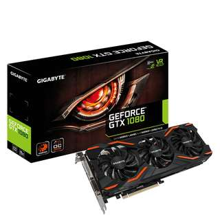 Gigabyte GeForce GTX 1080 WINDFORCE OC 8GB gtx 1080