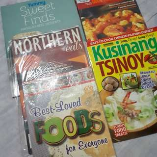 Asstd Recipe Books