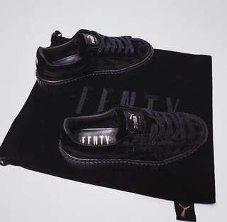 Puma Fenty limited edition velvet creepers
