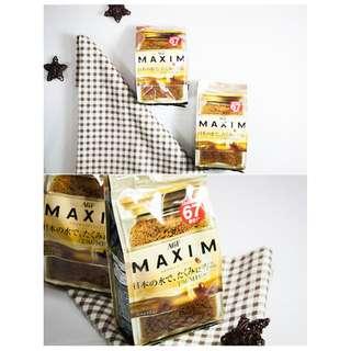 🚚 日本境內貨 AGF MAXIM 箴言金 即溶咖啡