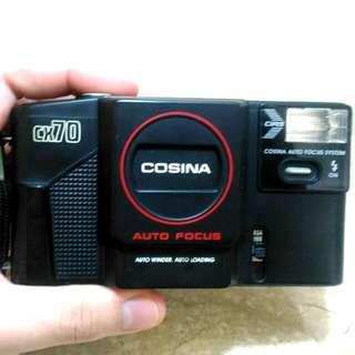 日本帶回 COSINA 底片機 底片相機 傻瓜相機 隨身 街拍