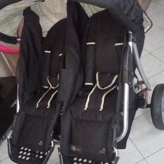 mothers choice twin stroller