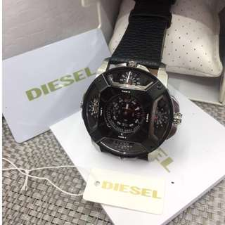 Men's Diesel Lens 5 Time Zone
