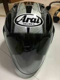 ARAI RAM 4 KAREN LIKE NEW IN BOX