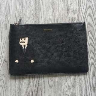D&G Dolce & Gabbana patch bag