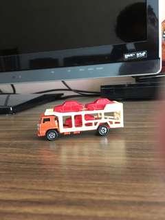 Toyota Car Transporter. Toy Type.