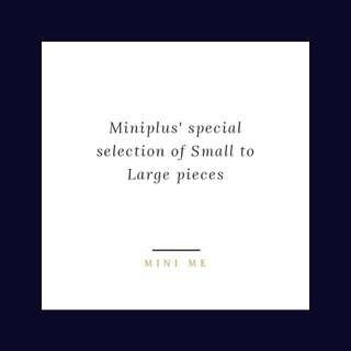 """Introducing """"Mini Me"""""""
