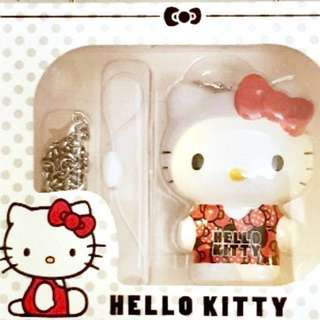 Hello Kitty Pair of EZlink EZcharm