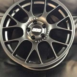 "Used original 18"" BBS Wheels(Volkswagen)"