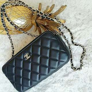 Chanel Sling Bag/Pouch