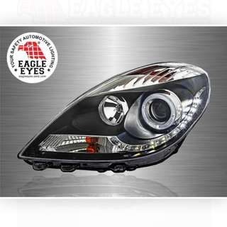 EAGLE EYES Almera Head Lamp 11-14