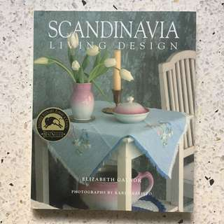 Design Book: Scandinavia Living Design