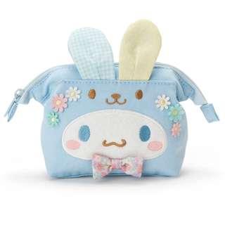 Japan Sanrio Easter 2018 Cinnamoroll Pouch (pastel Usagi)