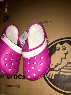 Crocs kids overruns (boys and girls)
