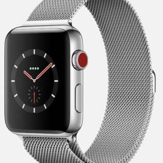 Apple watch series 3 GPS+Cellular