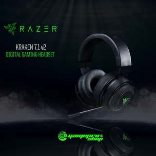 Razer Kraken 7.1 V2 Digital Gaming Headset (RZ04-02060200-R3M1)