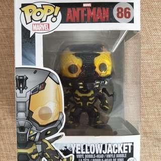 Funko Yellow jacket