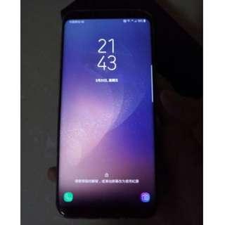 S8 64g black 99%new