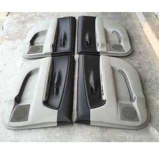 Passo Sette X / Boon Luminas CL Doortrim & Switch
