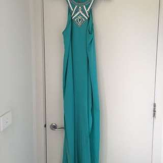 Elegant Maxi for Races/Cocktail or Wedding