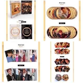 WannaOne Golden Age Begins Album