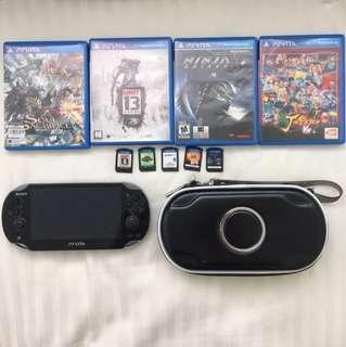 PS Vita - Original 1000