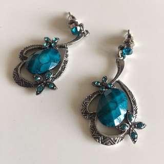 Vintage-style earrings