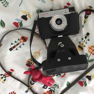 Preloved Vintage Film Camera