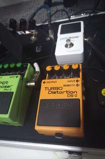 Boss Turbo Distortion DS-2 (with box)