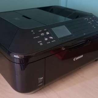 Canon Pixma Printer mx897