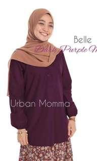 Belle long blouse