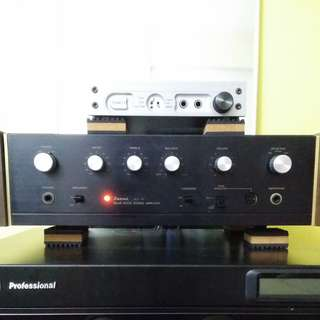 Sansui AU101 Integrated Amplifier