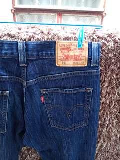 Levi Jeans 511 Skinny (30x32)