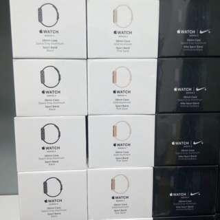 Apple watch series 3+nike sport band