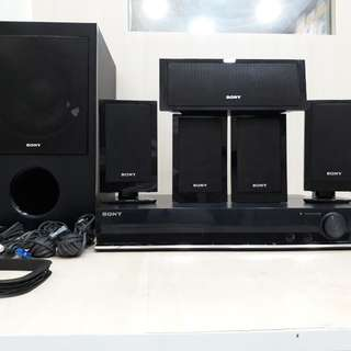 Sony complete home theater set