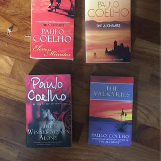 Paulo Coelho - Eleven Minutes, The Valkyries, The Winner Stands Alone
