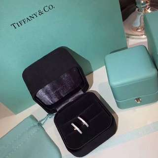 Tiffany & Co diamond earring